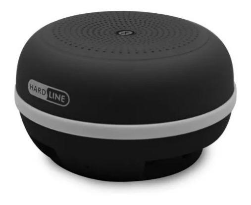 Caixa De Som Hardline Portátil Bluetooth 3w B03 Preto (nfe)