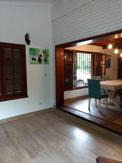 Alquiler Casa De 3 Ambientes En Bosque Peralta Ramos