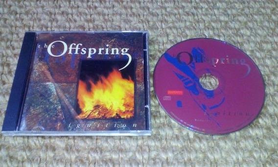 Cd The Offspring - Ignition - Importado