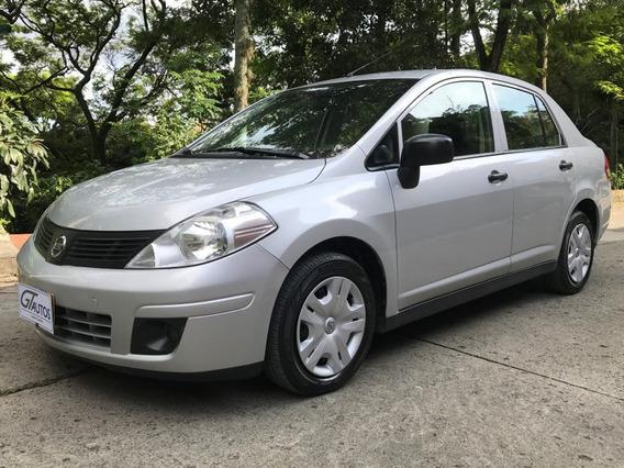 Nissan Tiida Mt 1.6 Full 2015