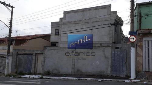 Imagem 1 de 6 de Sobrado Com 2 Dormitórios À Venda, 75 M² Por R$ 295.000,00 - Jardim Penha - São Paulo/sp - So1062
