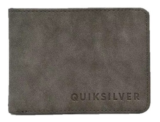 Billetera De Hombre Quiksilver Slim Vintage 2191128022