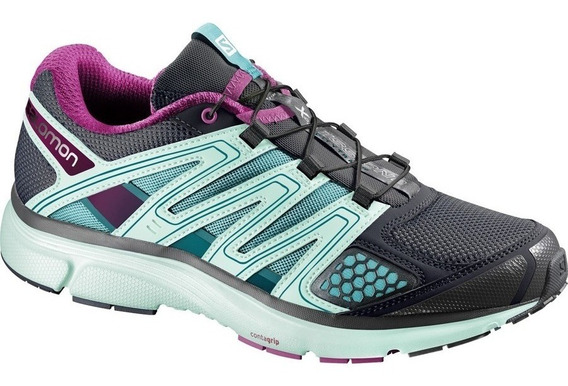 Zapatillas Salomon X-mission 2 Dama Adulto Oferta Asfl70sint