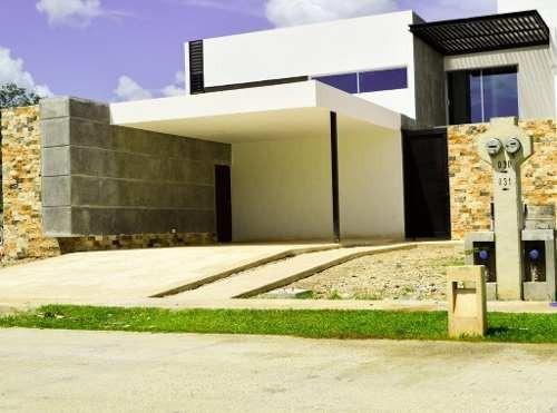 Preciosa Casa Nueva Lista Para Habitar En Privada Residencial Con Amenidades.