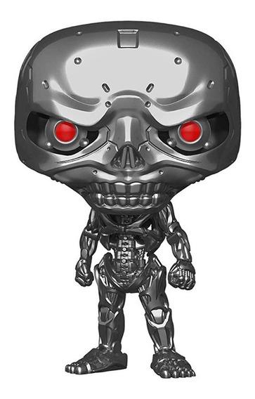 Rev-9 Endoskeleton Terminator Dark Fate Funko Pop Original
