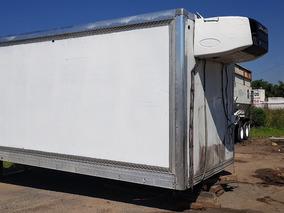 Caja Refrigerada De 6 Metros Con Termo Carrier Supra 650