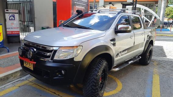 Ford Ranger Limited 3.200 Diesel 2014