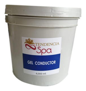 Gel Conductor Cubeta 4 K