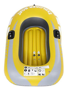 Vgeby Bote Inflable, 1 Persona Inflable Kayak