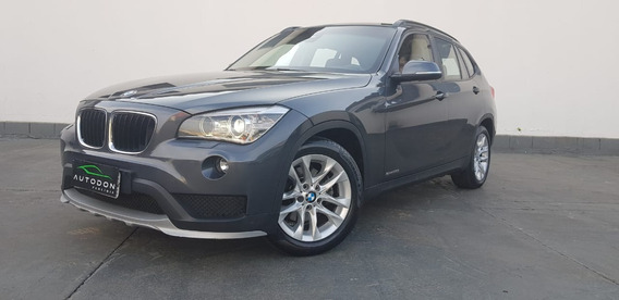 Bmw X1 2.0 Turbo Activeflex Blindada