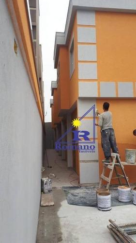 Imagem 1 de 14 de Sobrado Com 2 Dormitórios À Venda, 57 M² Por R$ 265.000,00 - Vila Constança - São Paulo/sp - So1349