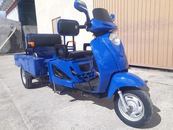 Mototaxi Para Pasajeros Y Carga Nuevo