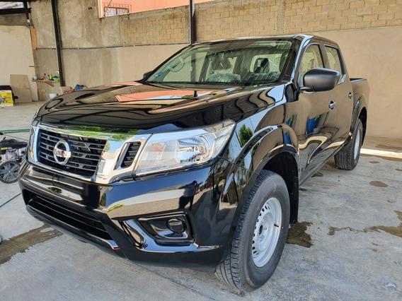 Nissan Np300 Frontier 2020 2.5 Xe Aa Paquete De Seguridad Mt