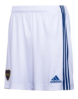 Short adidas Modelo Alternativo De Niños Boca Juniors 2020