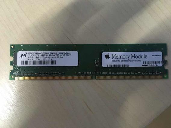 Memória Ram Apple iMac - Última Unidade