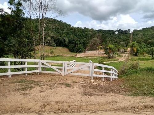 Terreno À Venda, 66000 M² Por R$ 340.000,00 - Centro - Angelina/sc - Te0927
