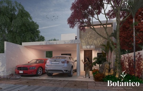 Casa En Venta En Privada Botánico, Plaza Altabrisa Cv-6429