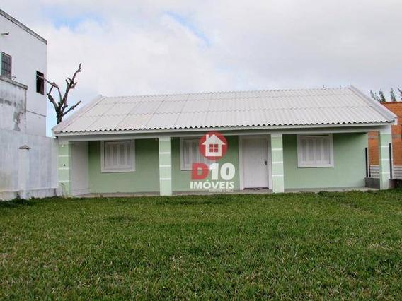 Ótima Casa Na Bellatorres Apta A Finaciamento R$220,000 - Ca1683