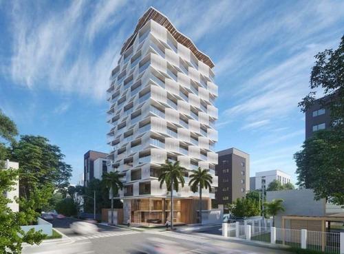 Apartamento En Venta De 1 Habitación En Piantini Rd     - Pva-005-03-21-2