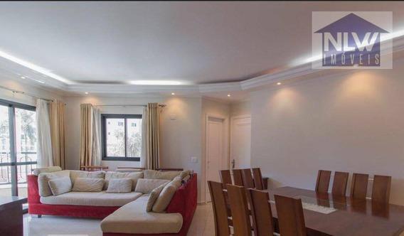 Apartamento Residencial Para Locação, Jardim Anália Franco, São Paulo. - Ap0210