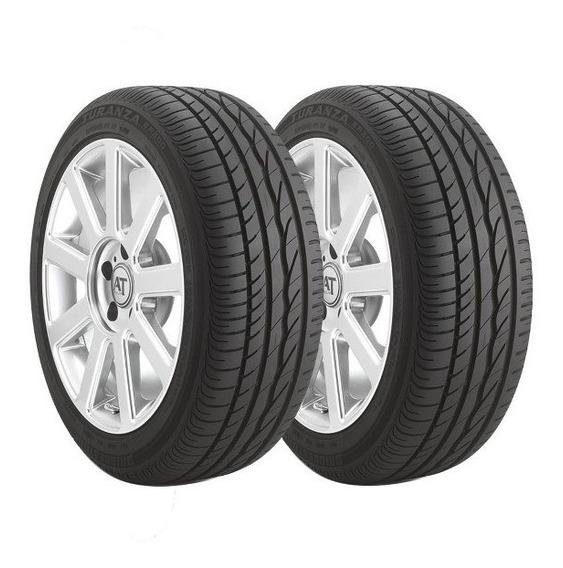 Paquete 2 Llantas 205/55 R16 Bridgestone Turanza Er300 Oe 91v Msi