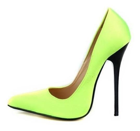 Sapato Feminino Sdtrft 01925 Importado Frete Grátis