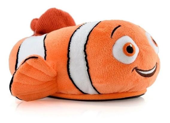 Pantufla Addnice Disney Base De Goma 22 Al 31 Nemo