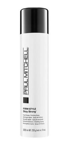 Imagem 1 de 1 de Paul Mitchell Express Dry Stay Strong Fixador 300ml Spray Fi