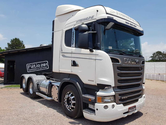 Scania R 440 Streamline 6x2 - Opticruise - Trucado