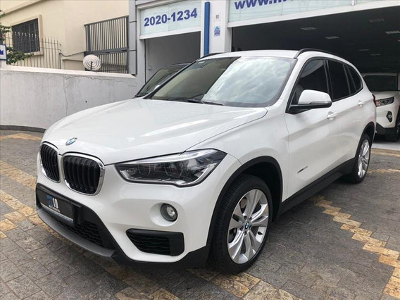Bmw X1 X1 Sdrive20i 2.0 Turbo Activeflex 4p