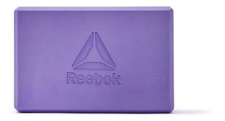 Bloque Para Yoga Reebok Impermeable Elongación Lila