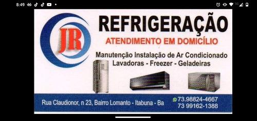 Serviços De Refrigeração Em Geral... Localização Itabuna Bah