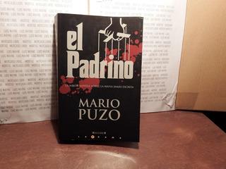 Libro Físico El Padrino Mario Puzo Completo Buen Estado