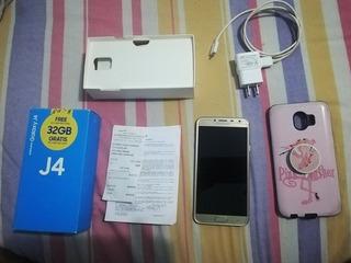 Samsung Galaxy J4 32gb 2gb Ram