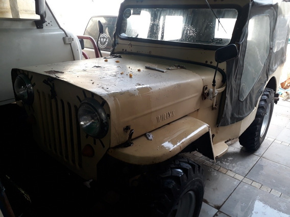 Jeep Willys Urican 4x4