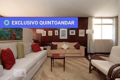 Apartamento No 7º Andar Mobiliado Com 3 Dormitórios E 2 Garagens - Id: 892931478 - 231478