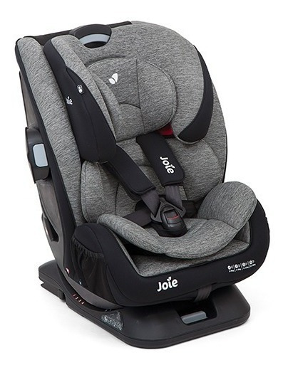 Silla Carro Joie Isofix Every Stage Fx Gr0, 1, 2 Y 3 Gris