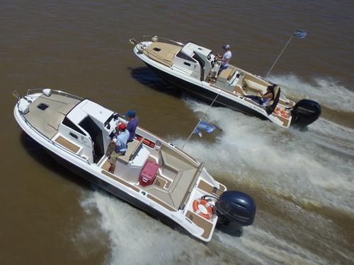 Lancha Nueva Cuddy Silver Boats Silver 210 Walk Around