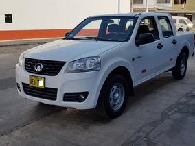 Vendo Camioneta Great Wall Wingle 2014 Full Bien Economica