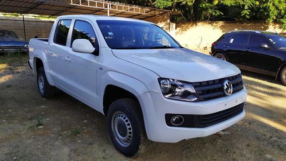Volkswagen Amarok 2.0 Tdi Diesel, Doble Cabina, Año 2012.