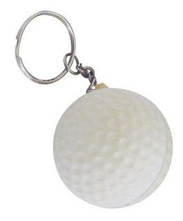 Llavero Pelotita Antistress Golf Miscellaneous By Caff
