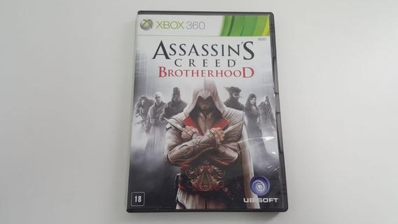 Jogo Assassins Creed Brotherhood - Xbox 360 - Original