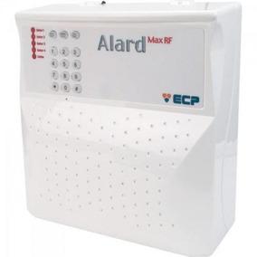 Central De Alarme Com Discadora 4 Setores Sem Fio Alardmax E