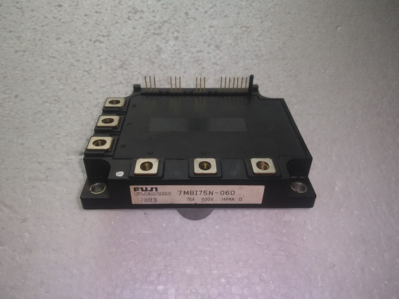 Transistor Igbt Fuji 7mbi75n-060