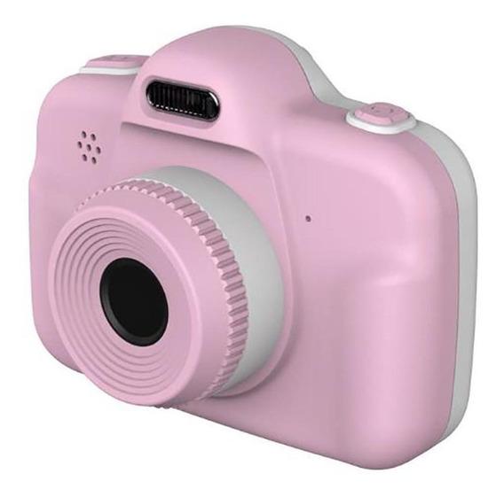 Câmera Digital Crianças Práticas Home Frente Traseira Lente