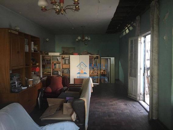 Sobrado Com 3 Dormitórios À Venda, 240 M² Por R$ 1.200.000,00 - Lapa - São Paulo/sp - So3285