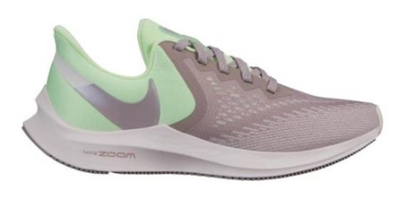 Tênis Feminino Nike Air Zoom Winflo 6 Aq8228-700