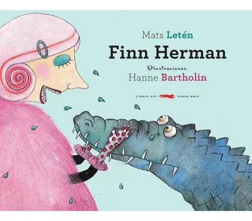 Imagen 1 de 3 de Finn Herman, Letén / Bartholin, Ed. Zorro Rojo