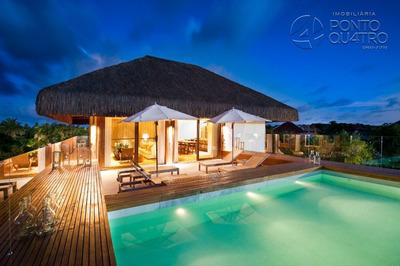 Casa Em Condominio - Praia Do Forte - Ref: 5047 - V-5047