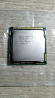 Procesador Intel I5 750 2.66ghz Lga1156